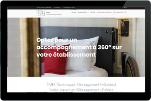 site TMH conseil hotels
